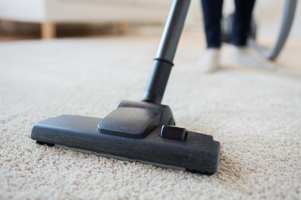 Portland Vacuuming Services, Vacuuming