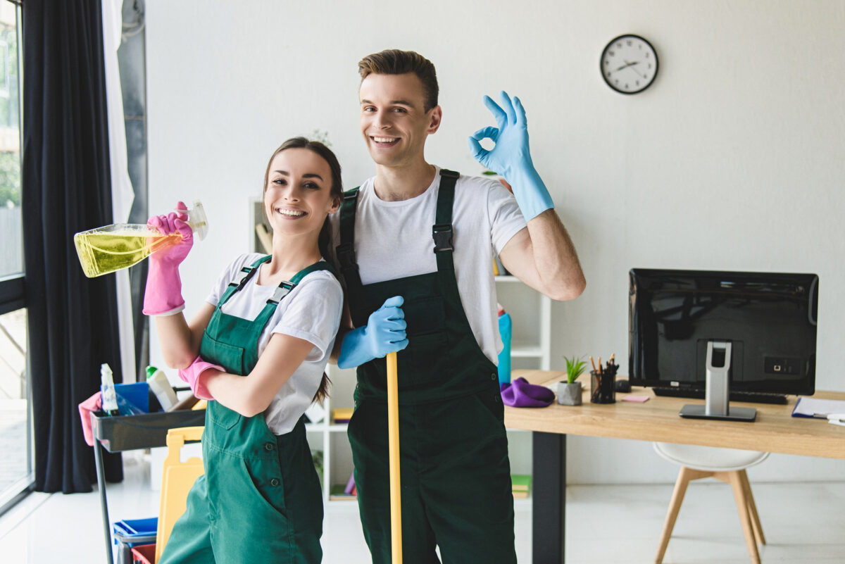house cleaner position, Clean Arrival Employment