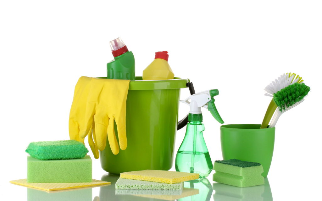 portland housekeeping green cleaning