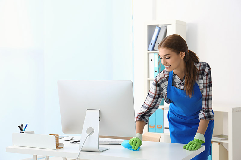 Office Cleaning Services, Small Office Cleaning Services