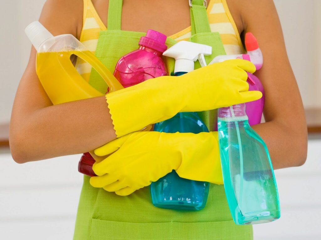 Dangerous Cleaning Ingredients, List of Dangerous Cleaning Ingredients